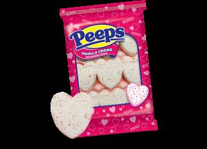 vanilla creme hearts