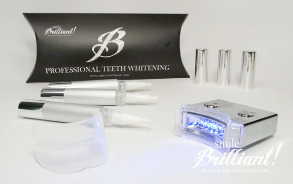 Smile Brilliant Led Teeth Whitening Kit Giveaway Ends 3 30 Open
