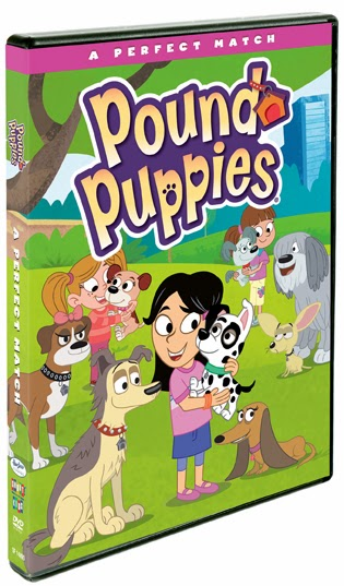 pound puppies a perfect match dvd