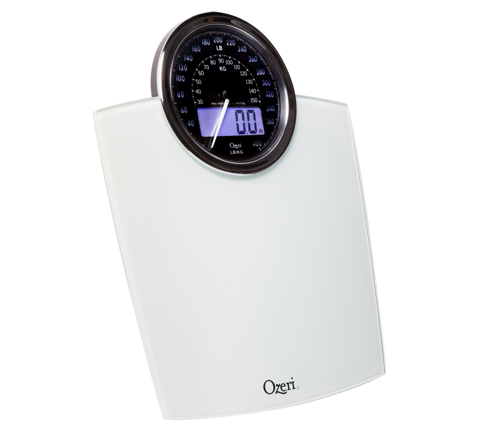 Ozeri Digital Bathroom Scale With Electro Mechanical Dial Review From Downriver To Downright Country