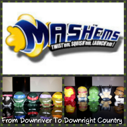 Squishy Squooshems Toys R Us : Mash  Ems and Fash  Ems super squishy toys for kids *Review* From Downriver To Downright Country