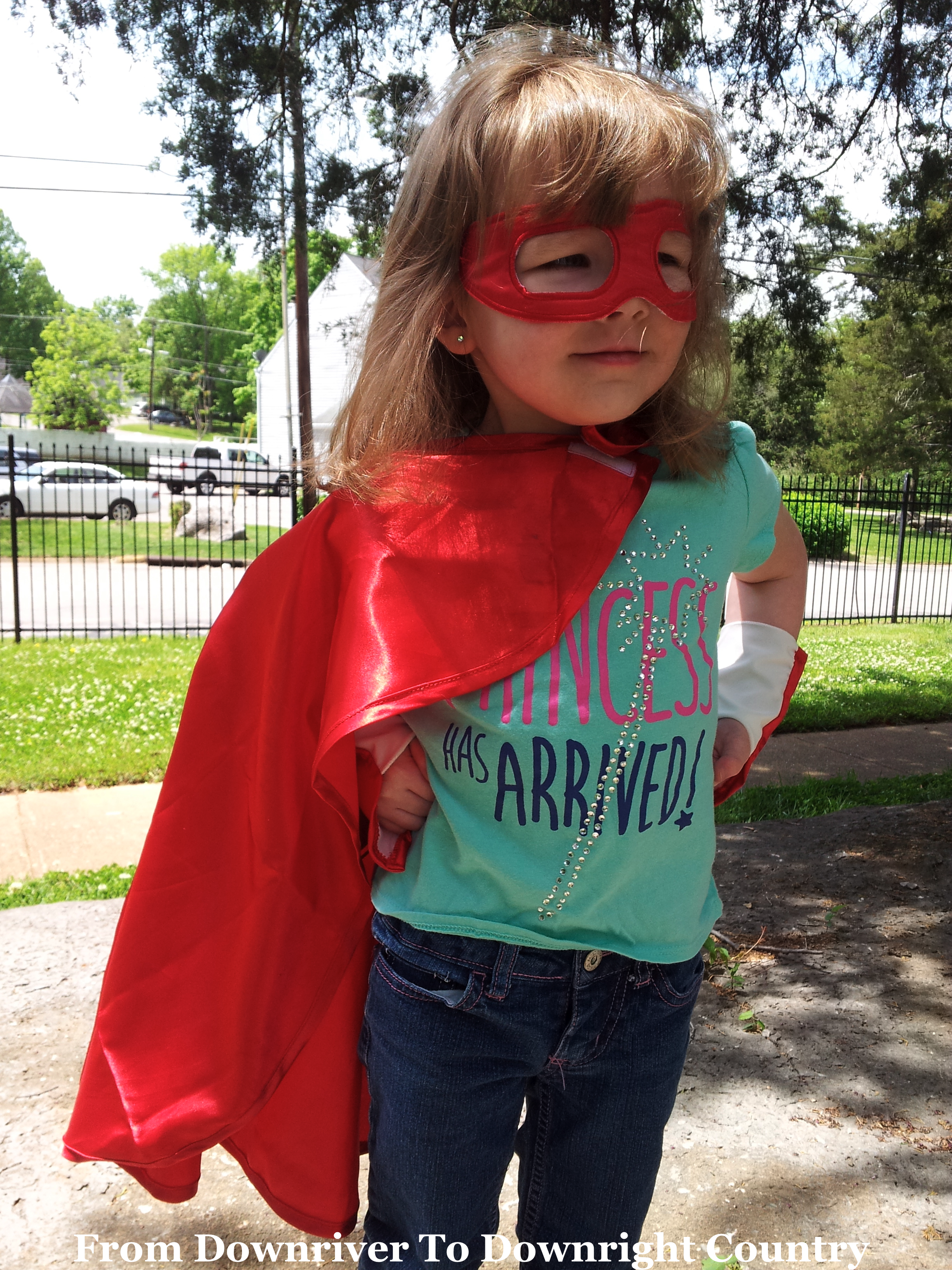 Everfan Superhero Cape Giveaway (US Only) Ends 05/20 | From